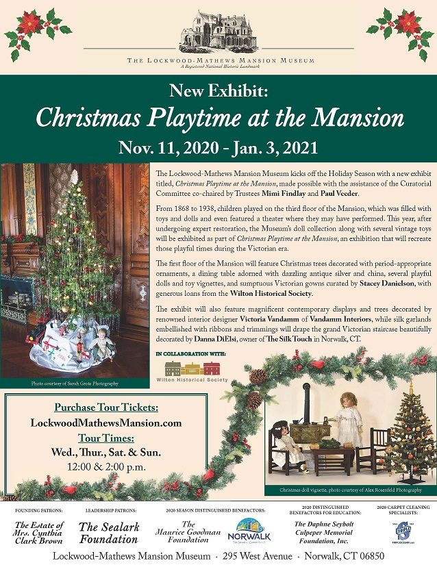 Christmas Museum Ct 2021 News Greater Norwalk Chamber Of Commerce Norwalk Ct
