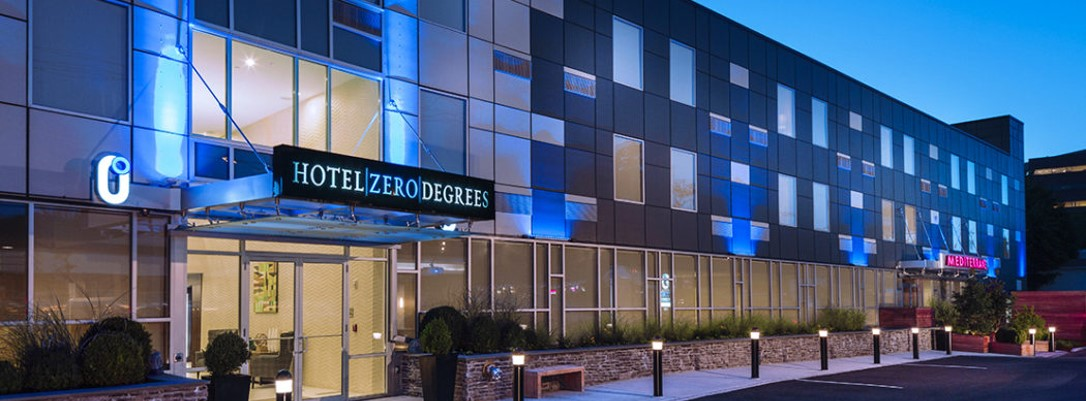 Greater Norwalk Chamber Member Hotel Zero Degrees in Norwalk, CT